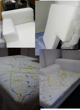 Chaise Paint Revamp