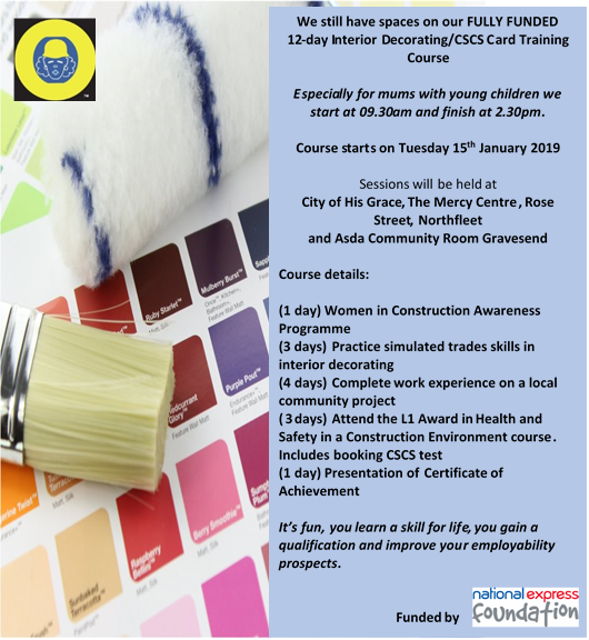 Advert 12 day course